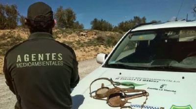 Detenido el presunto autor de numerosos incendios forestales en Talavera y alrededores