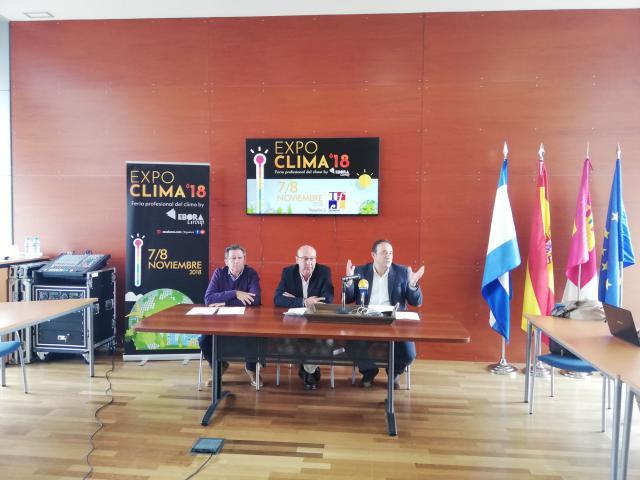 EXPOCLIMA mostrará en Talavera las novedades del sector de calefacción y climatización