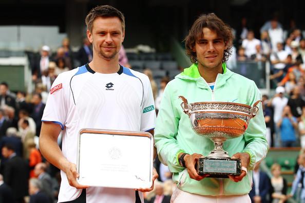 TALAVERA | Soderling, finalista de Roland Garros, estrella en el 'I Congreso Nacional de Tenis Fair Play Élite'