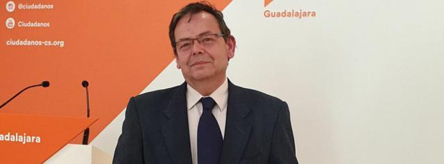 José Ramón de Lorza (Ciudadanos)
