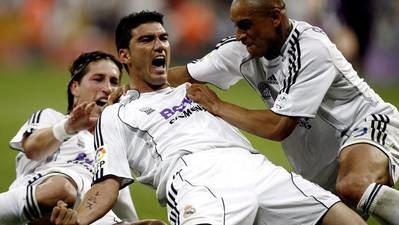 La trigésima liga del Real Madrid (temporada 2006-2007)