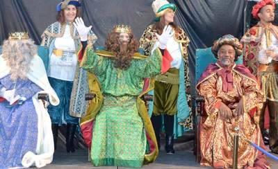 Festejos busca Pajes Reales para la Cabalgata de los Reyes Magos