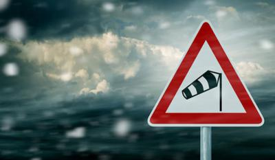 Castilla-La Mancha activa el METEOCAM ante la previsión de fuertes vientos y lluvias