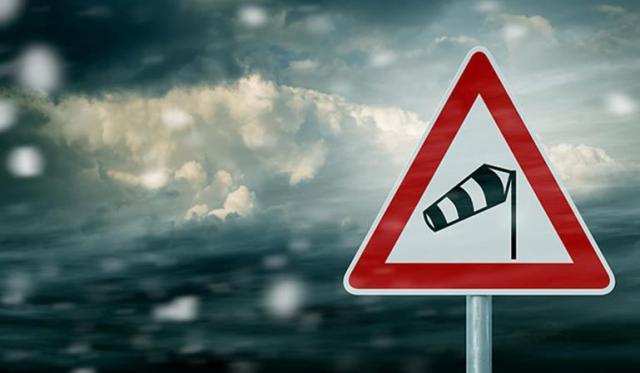 CLM activa el Plan de Emergencias en fase de alerta ante el riesgo de fuertes vientos