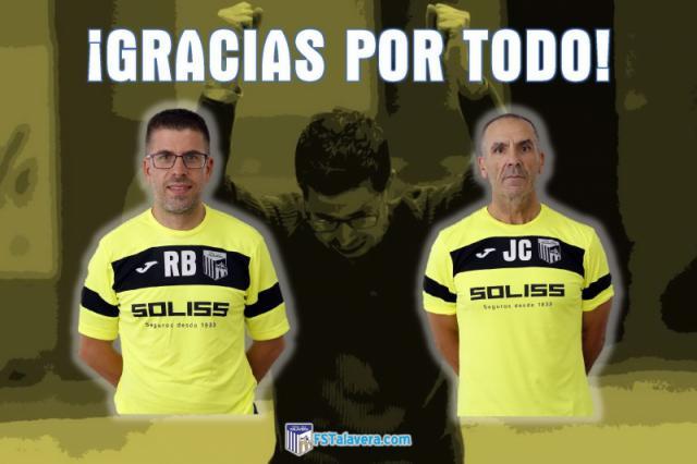 SOLISS FS TLAVERA   Rubén Barrios no continuará la próxima temporada