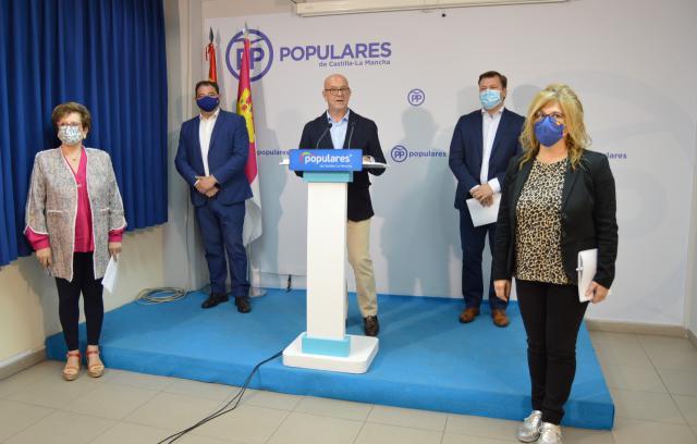COVID19  Alcaldes del PP critican la gestión de Page