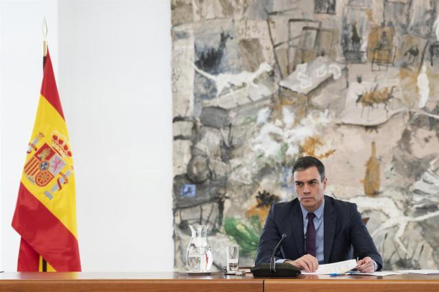 El presidente del Gobierno de España