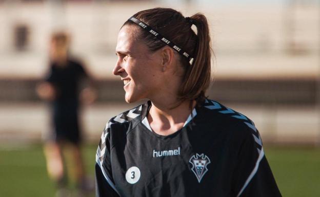 AL HABLA CON: Sandra Ramajo, jugadora de la Fundación Albacete