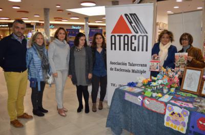 Las jornadas 'Arte y Discapacidad' vuelven a concienciar a los vecinos de Talavera