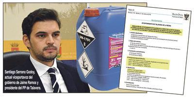 Presuntas irregularidades en la contratación del cloro de las piscinas municipales