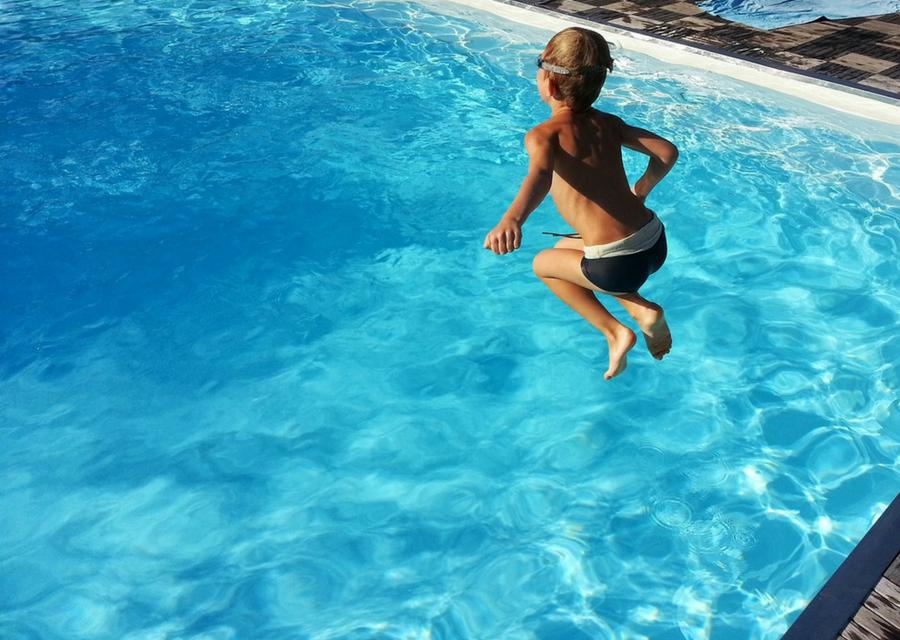 SUCESOS | ¡Ojo al peligro de las piscinas!