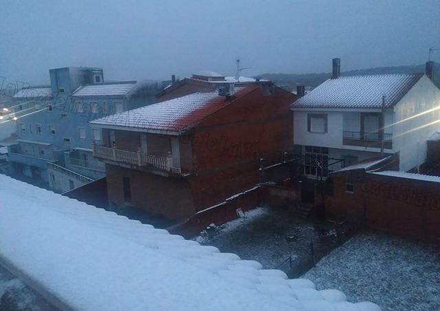 SEGURILLA, LOS CERRALBOS | La comarca de Talavera amanece cubierta de nieve