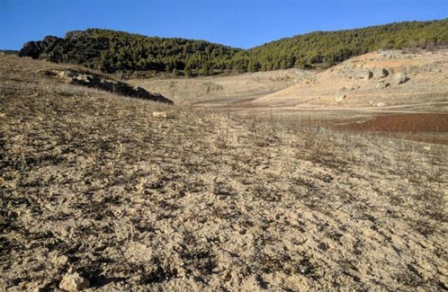 La falta de agua es cada día más evidente.