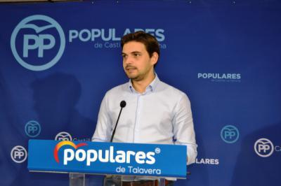 """Serrano critica que el PSOE """"haya eliminado a la Basílica del Prado"""" de la Cabalgata"""