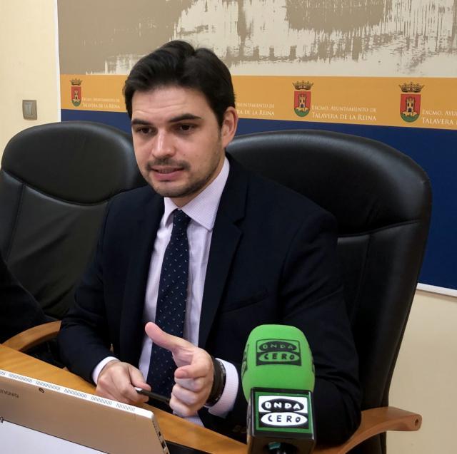 """TEl PP censura que Page """"haya ninguneado"""" a Talavera en los presupuestos regionales"""