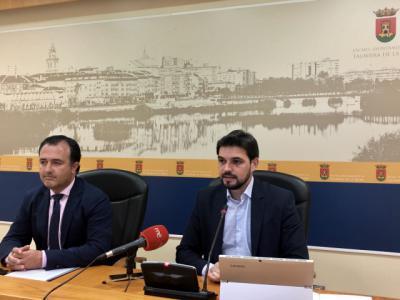 TALAVERA | PP y Vox acusan al Gobierno de Tita García de