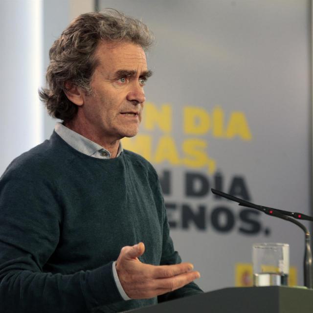 ACTUALIDAD | Fernando Simón confía en Castilla La Mancha