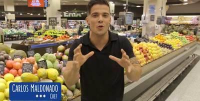 Este jueves, el chef talaverano Carlos Maldonado estrena programa en directo en internet (VIDEO)