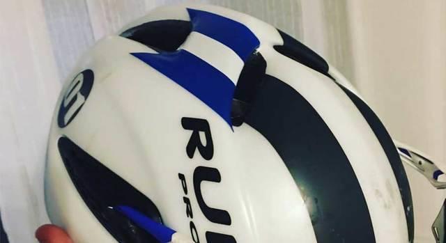 ¿Sabes quién lucirá este casco en Río de Janeiro?
