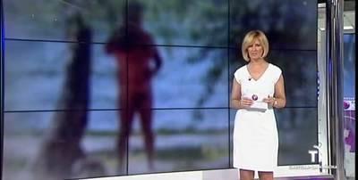 La noticia del nudista del Tajo ha tenido gran repercusión (VIDEO)