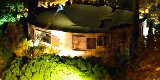 Se derrumba la iglesia de San Juan de Avila en Talavera