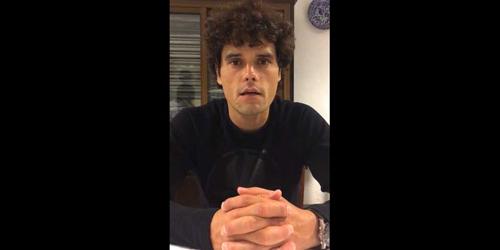 El torero Miguel Abell�n hace un llamamiento p�blico para acudir a la corrida de Talavera el d�a 24 (VIDEO)