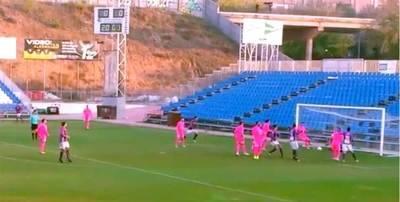 Empate sin goles entre CD Guadalajara y CF Talavera