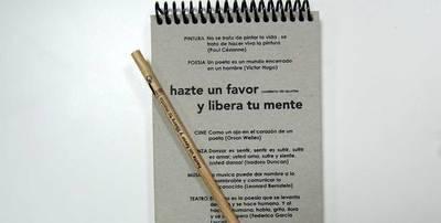 Dinero de Patrimonio para pagar... lápices y agendas