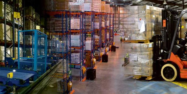 Castilla-La Mancha cuenta con más de 3.500 empresas del sector de la logística