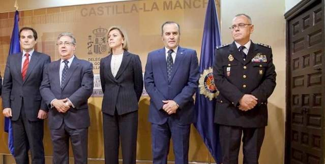El nuevo Jefe Superior de Policía de C-LM a un paso de ser juzgado