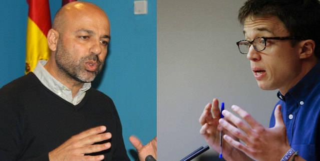 García Molina pide explicaciones a Errejón por defender el trasvase