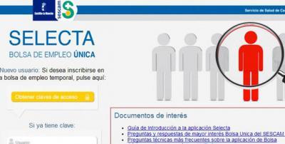 UGT exige al Servicio de Salud de Castilla-La Mancha la puesta al día de la bolsa de trabajo