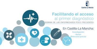 CLM contará con una Unidad Técnica de Información y Coordinación sobre Enfermedades Raras