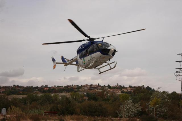 Herida una mujer tras precipitarse por un barranco mientras hacía senderismo en Molinicos (Albacete)