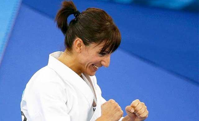 Sandra Sánchez, Medalla de Oro al Mérito Deportivo CLM