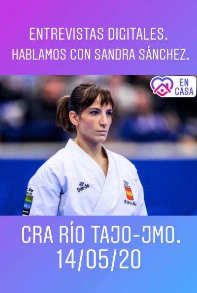 DEPORTES | ¿Quieres preguntar algo a Sandra Sánchez?