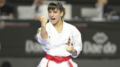 Sandra Sánchez suma una nueva final, en la que se medirá a la italiana Bottaro