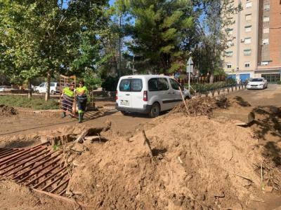 Toledo estima en 4 millones de euros los daños ocasionados por la DANA