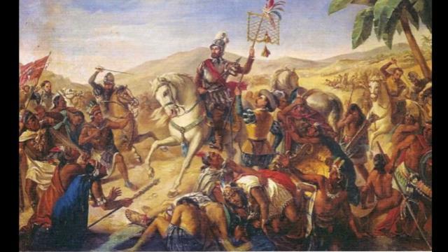 VIDEOPOEMA | 'Hernan Cortés: La Noche Triste y la Batalla de Otumba en su V Centenario', por José María Gómez
