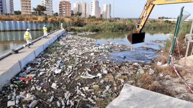ACTUALIDAD | ¿Para esto les mandamos nuestro agua?