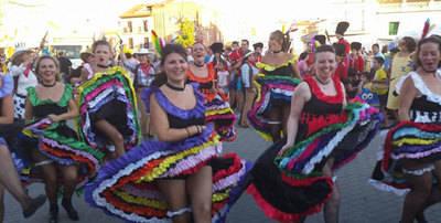 Mejorada celebra su 'XXIX Semana Cultural'