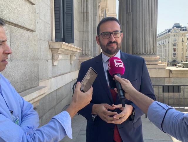 Sergio Gutiérrez, nuevo presidente de la Comisión de Asuntos Exteriores del Congreso