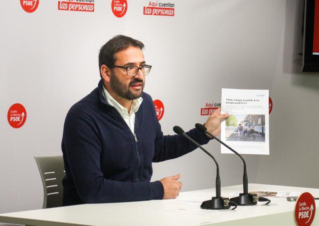 13.000 militantes en CLM decidirán sobre el preacuerdo entre PSOE y Unidas Podemos