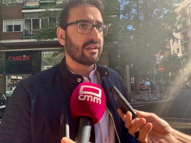"""Sergio Gutiérrez: """"pediremos el voto progresista para afrontar los grandes retos de España"""""""
