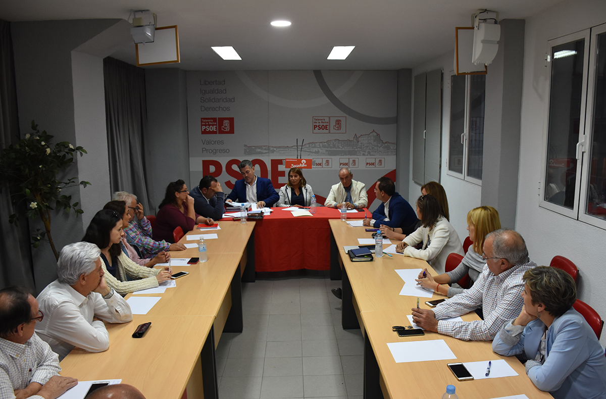 El PSOE pone en marcha su consejo asesor de política local, para construir un proyecto de ciudad nuevo
