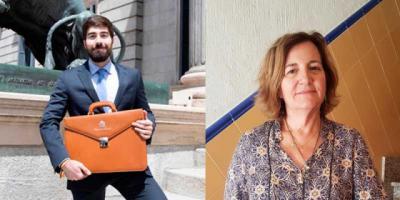 Los talaveranos Manuel Mariscal y Josefina Blázquez, números uno de VOX al Congreso y Senado por Toledo