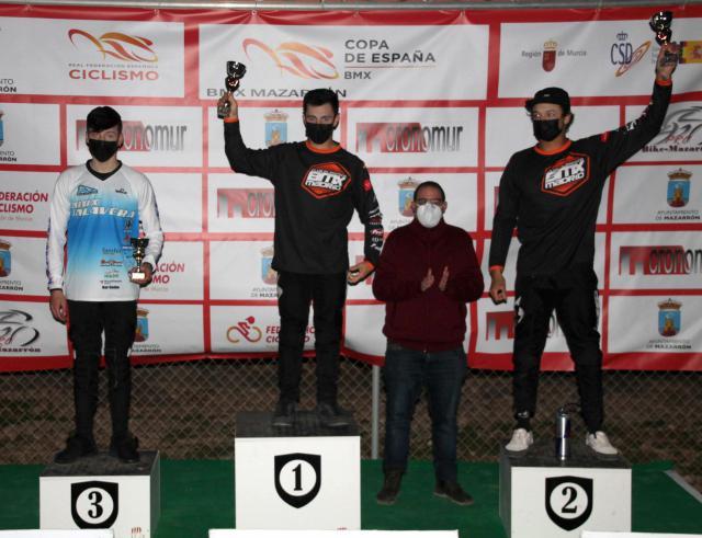 BMX | Talavera y El Casar consiguen ocho podios en la Copa de España