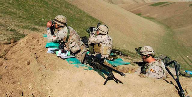 Defensa convoca 2.000 plazas para Tropa y Marinería