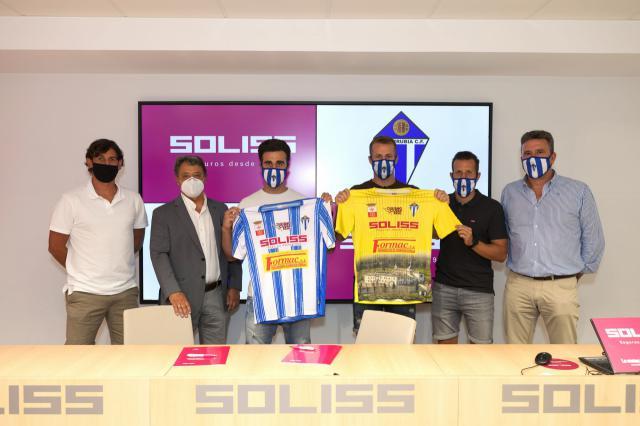 FÚTBOL | Soliss volverá a patrocinar al Formac Villarrubia C.F.