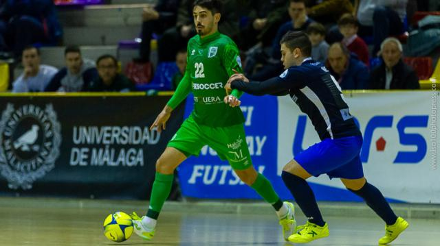 """El Soliss FS Talavera se """"merienda"""" al líder en el Argüelles (0-2)"""